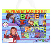 Alphabet Lacing Kit
