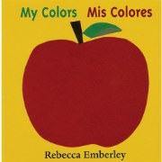 My Colors/Mis Colores Board Book