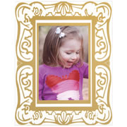 "5"" x 7"" Cardstock Picture Frames (Set of 20)"