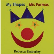 My Shapes/Mis Formas Board Book