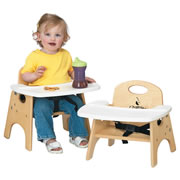 High Chairrie® with Tray