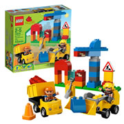 LEGO® DUPLO® My First Construction Site (10518)