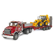 Granite Low Loader Truck Set