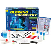 Glowing Chemistry Set