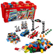 LEGO® Juniors Race Car Rally (10673)