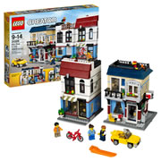 LEGO® Creator 3-in-1 Bike Shop and Cafe (31026)
