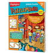 Highlights™ Puzzlemania School Puzzles