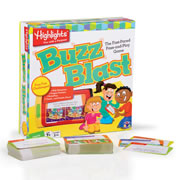 Highlights™ MasterPieces Buzz Blast Game