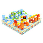 Kid Journeys Their Highness's Beginners Chess Set