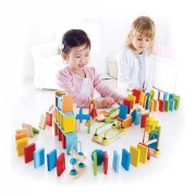 Dynamo Dominoes Construction Set - 107 Pieces