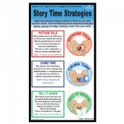 Story Time Strategy Home Literacy Cards - Pack of 10