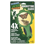 Backyard Safari Adventures Magnifying Glass