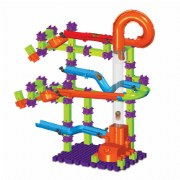 Techno Gears Marble Mania Mini Series - Catapult (100+ Pieces)
