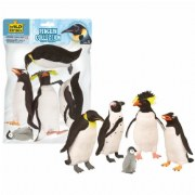 Wild Republic 5 Piece Penguin Collection
