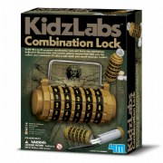 4M KidzLabs™ Combination Lock