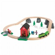 Coutnryside Horse & Train Set