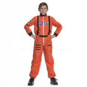Astronaut Dress Up - Orange