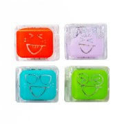 Glo Pals Light Up Water Cube 4 Color Set