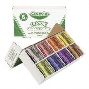 Crayola® Standard Classpack  (800 count, 100 each color)