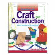 Preschool Art: Craft and Construction - eBook