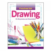 Preschool Art: Drawing - eBook