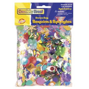 Sequins and Spangles (4 oz. Assorted)