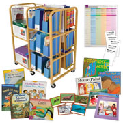 All About Preschoolers Complete Solution Cart Kit