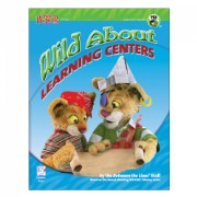 Wild About Learning Centers - eBook
