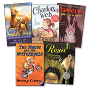 Award Winners Book Set (Grades 3 - 5)