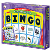Bilingual Bingo Game