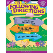 Following Directions Grades 1-2