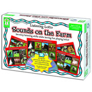 Sounds On The Farm Listening Lotto
