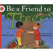 Be A Friend To Trees - Paperback