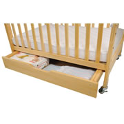 Safe & Sound™ Crib Drawer