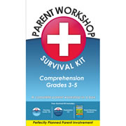 Comprehension Workshop Kit - Grades 3 - 5