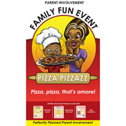 Pizza Pizzazz Thematic Kit (CD)