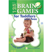 125 Brain Games for Toddlers and Twos, Revised - Paperback