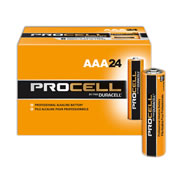 Duracell® Procell AAA Alkaline Batteries (24-Pack)