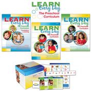 Learn Every Day™ and Nemours® BrightStart! Super Set