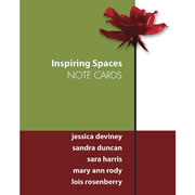 Inspiring Spaces Notecards