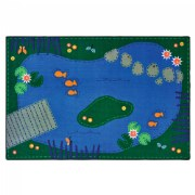 Tranquil Pond KID$ Value Rug - 3' x 4'6""