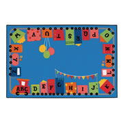 Alpha Fun Train KID$ Value PLUS Rugs