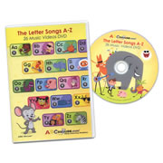 DVD: The Letter Songs A-Z