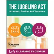 The Juggling Act: Schedules, Routines And Transitions