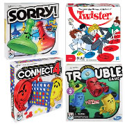 Action Game Set (Set of 4)