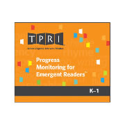 Progress Monitoring for Emergent Readers Kit - PMER (Boxed Set)
