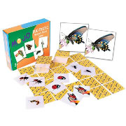 Bug-tastic Memory Match Game