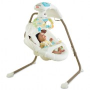 My Little Lamb™ Cradle 'n Swing