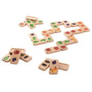Fruit & Veggie Dominoes