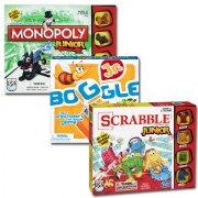 Classic Junior Games Set (Set of 3)